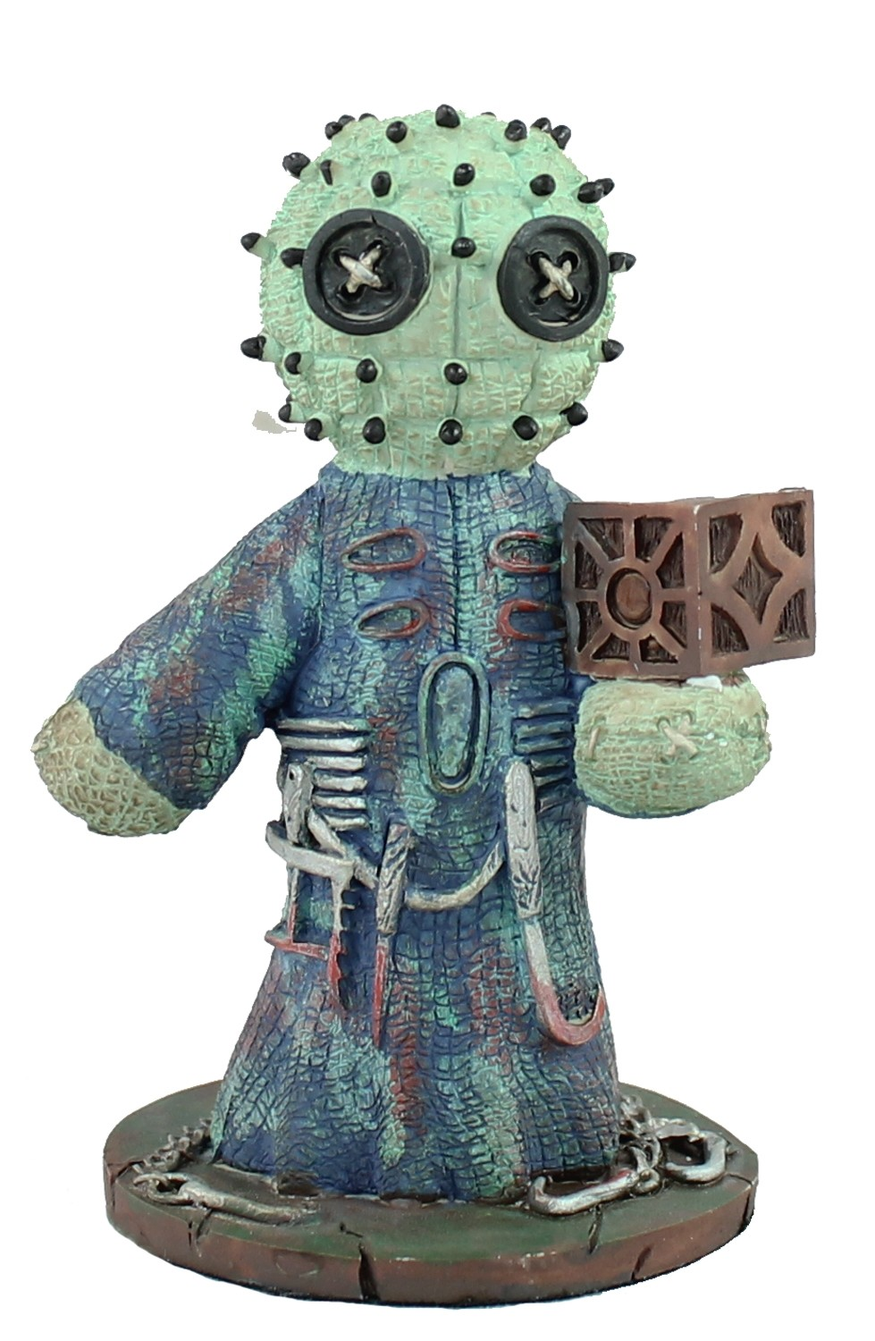 Pinheadz Figur Pin Hellraiser Horror Figur Monster Figuren