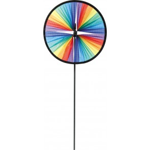HQ Windspiel Magic Wheel 20 cm Garten Dekoration Windrad
