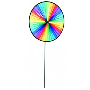 HQ Windspiel Magic Wheel 33 cm Garten Dekoration Windrad