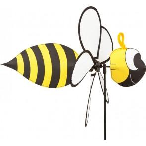 HQ Windspiel Spin Critter Bee Gartendeko Windfahne Windrad