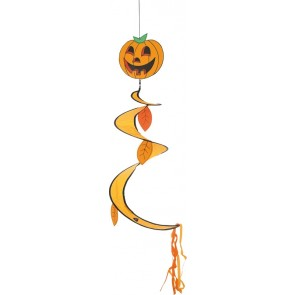 HQ Windspiel Spirale Halloween